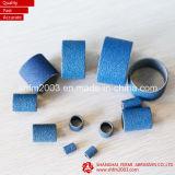 Venda espiral de cerámica de la alta calidad con los tambores de goma (materia prima de VSM)