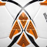 Bille de football de couture de main officielle matérielle de taille d'unité centrale