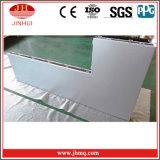 Revêtement matériel de mur de revêtement en aluminium avec le renfort