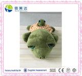 Maman animale de peluche de l'eau et jouet bourré par tortue de gosse