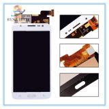 Экран касания LCD мобильного телефона для запасных частей агрегата цифрователя экрана касания индикации Samsung J5 J510
