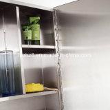 Fonkel het Kabinet van /Storage van het Kabinet van de Spiegel van de Badkamers van het meubilair van het Roestvrij staal (7022)