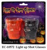 Neues heißes lustiges Halloween-Handfeder-Spielzeug