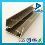 Aluminiumstrangpresßling-Profil für Fenster-Tür mit kundenspezifischer Größe