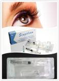 Solução de Viscolastic para o sódio Ophthalmic de filtração Hyaluronate da cirurgia da glaucoma