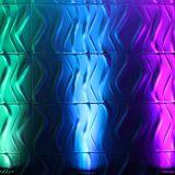 Luz interna da PARIDADE do diodo emissor de luz da lavagem RGBW de 54X 3W para a iluminação do estágio