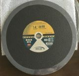Roda fina extra da interrupção para o aço inoxidável