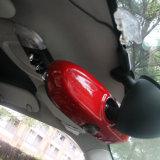 Color rojo protegido ULTRAVIOLETA material del espejo de 2014 últimos ABS de Mini Cooper de la cubierta del mini estilo interior del rayo para Mini Cooper F56 (1 PCS/Set)
