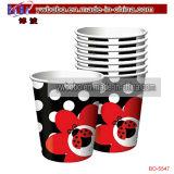 El producto Coffeetea de papel disponible del partido ahueca el mercado de Yiwu de la taza de café (BO-5548)