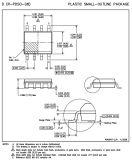 Circuito integrato di CI di singoli trasmettitore/ricevente RS-485 Sn65hvd3082EDR
