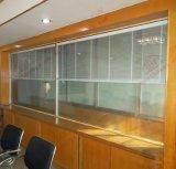 Deluxes Aluminiumflügelfenster-Fenster mit eingebauten Blendenverschlüssen (BHA-CW52)