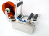 Semi-Auto máquina de etiquetas do Labeler do frasco redondo de China