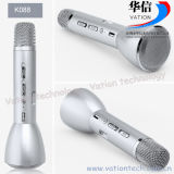 De draagbare MiniMicrofoon van de Karaoke, de Microfoon van de Karaoke van het Stuk speelgoed