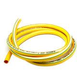 Jaune à haute pression des tuyaux d'air de PVC Ks-8.5hg