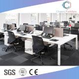 Oficina de trabajo de tamaño grande Mesa de trabajo Grupo de escritorio Muebles de oficina