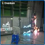 Farbenreiche transparente LED-Bildschirm-Bildschirmanzeige für Gebäude-Fassaden