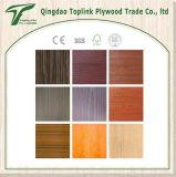 El mejor precio de madera contrachapada comercial con el papel de la melamina