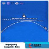 Двойной зажим для подвешивания для штуцеров /Opgw кабеля Opgw
