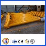 U-Tipo transporte de parafuso para o misturador concreto (diâmetro 407mm)