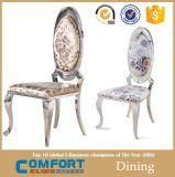 結婚式の家具のための現代デザインステンレス鋼の豪華な食事の椅子