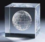 Laser-Gravierfräsmaschine des nulldefekt-3D für Diamanten/Acryl