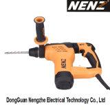 Nz30 hecho por la herramienta eléctrica de Nenz SDS-Más para golpear el concreto