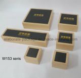 Las pequeñas cajas de madera venden al por mayor la caja de joyería