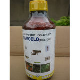 Quenson Agrochemical Insecticide Chlorpyrifos王480のG/L欧州共同体