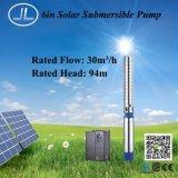 pompe submersible solaire de 11kw 6inch, pompe d'agriculture