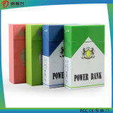 La Banca di potere del contenitore di sigarette di Electroinc