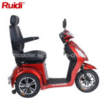 950W des Motordrei Digitalanzeigen-elektrischer Roller Räder LCD-
