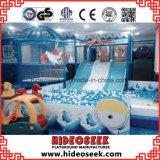 海の主題の赤ん坊領域の屋内運動場装置