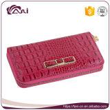 Portefeuilles van de Beurs van de Dames van het Ontwerp van Fani de Nieuwe Recentste, Dame Leather Wallet OEM