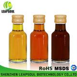 Jus de fruits électronique de pétrole de fumée de TUV/RoHS/MSDS avec la bouteille du plastique 100ml