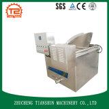 Tsbd-10 macchina di frittura semiautomatica, patatine fritte che friggono macchina