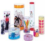 Chenghao Plastikzylinder-kräuselnmaschine für verpackensüßigkeit