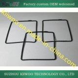 A fábrica personalizou o silicone feito gaxeta adesiva com preço razoável