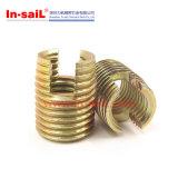 Do fornecedor quente da venda de China fabricante de aço da inserção rosqueada de Ensat do zinco