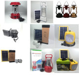 3W는 제조자 태양 야영 손전등을 도매한다