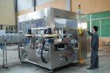 Máquina de rellenar de la máquina de etiquetado del embotellado automático del agua que capsula