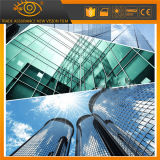 2 Ply Protection de la vie privée Building Heat Reduction Reflective Window Film
