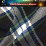 Немецкой Nylon ткань покрашенная пряжей эластичная, Nylon ткань Spandex с Анти--UV для одежды