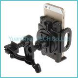 Всеобщие портативные держатель мобильного телефона держателя 360 телефона автомобиля регулируемый