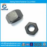 Tornillos y tuercas del espárrago de ASTM A193 B7 A194 2h con la superficie negra