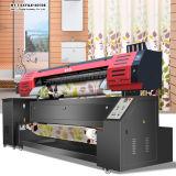 Stampante diretta chiffona con risoluzione di larghezza di stampa delle testine di stampa 1.8m/3.2m di Epson Dx7 1440dpi*1440dpi per stampa del tessuto direttamente