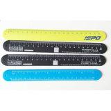 Fasce di schiaffo del PVC di abitudine & bracciale di sicurezza & Wristband riflettenti di schiaffo