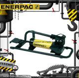 본래 Enerpac 경량 유압 발로 밟는 공기 펌프