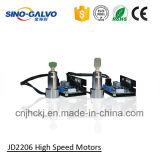 Cabeça da marcação do laser do varredor da abertura Jd2206A do feixe da qualidade 10mm da venda quente grande
