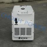 Générateur portatif insonorisé du moteur diesel 5.5kw de cylindre simple