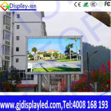 Afficheur LED P4.81 polychrome de haute résolution d'intérieur pour la publicité